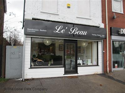Le Beau Hair Salon Basildon