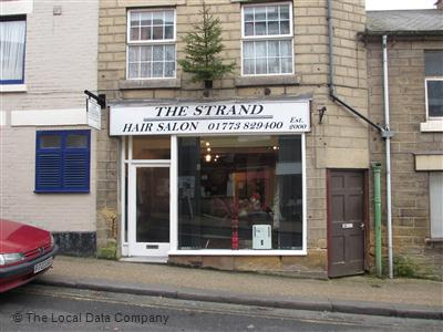 The Strand Belper