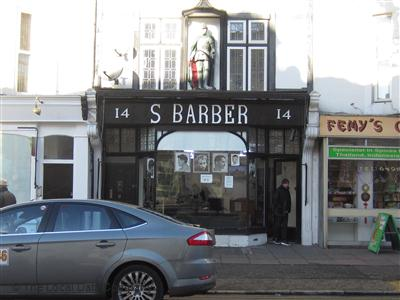 S Barber Eastbourne