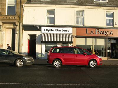 Clyde Barbers Helensburgh