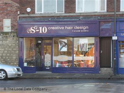 S-10 Creative Hair Design Doncaster