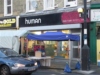 Human Hair & Beauty London