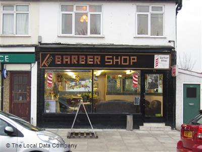 "Tunay""s Barber Shop Enfield"