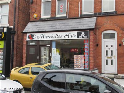 Marchelles Hair Birmingham