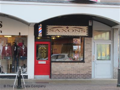 Saxons Hairdressing Mansfield