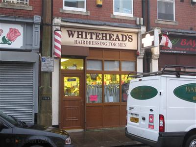 "Whitehead""s Hairdressing For Men Brighouse"