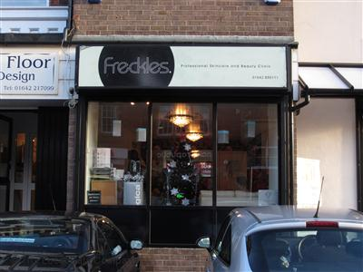 Freckles Middlesbrough