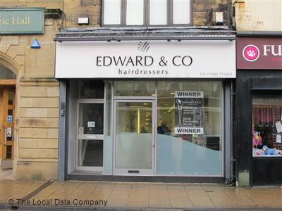 Edward & Co Hairdressers Brighouse