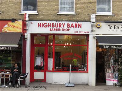 Highbury Barn London