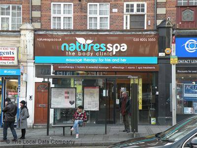 "Nature""s Spa London"