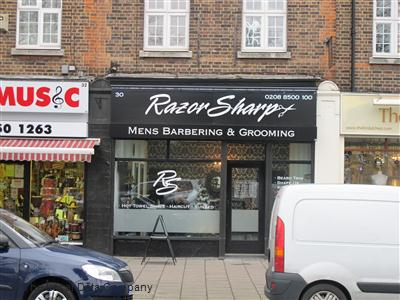 Razor Sharp London