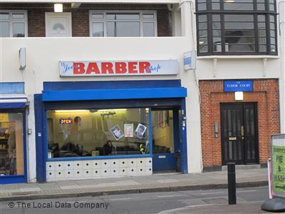 "Joe""s Barber Shop London"