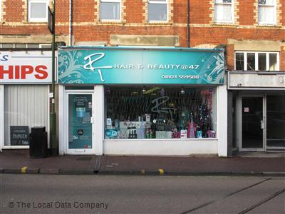 R T Hair & Beauty @47 Paignton