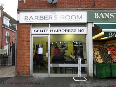 The Barbers Room Banstead