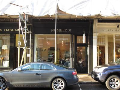 Number 10 Hairdressing London