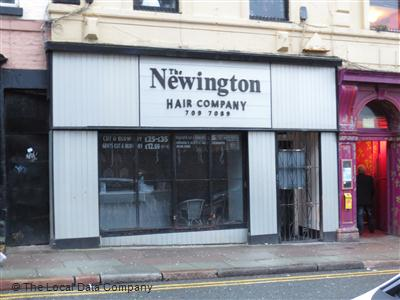 The Newington Hair Company Liverpool