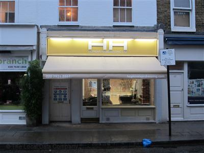 Hopkins Hairdressing London