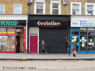 Evolution London