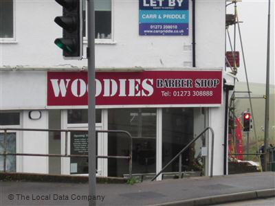 Woodies Barber Shop Brighton