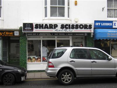 Sharp Scissors Brighton