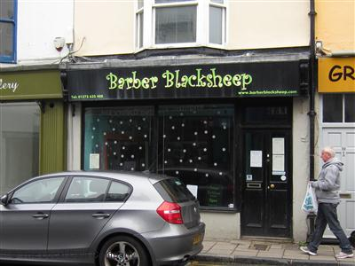 Barber Blacksheep Brighton