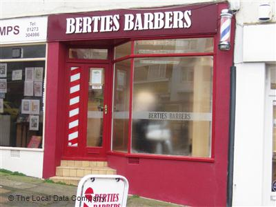 Berties Barbers Brighton