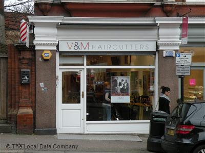V & M Haircutters London