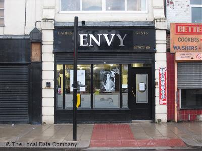 Envy Hairdresser Stockton-On-Tees