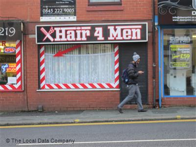 Hair 4 Men Bolton