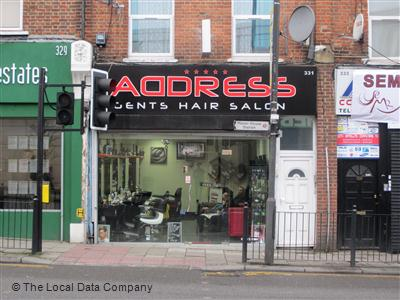 Address Gents Hair Saloon London