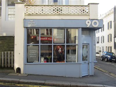 90 Degrees Hairdressing Brighton