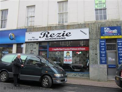 Rezie Hairdressing Dudley