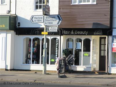 Mira Mira Hair & Beauty Sawbridgeworth