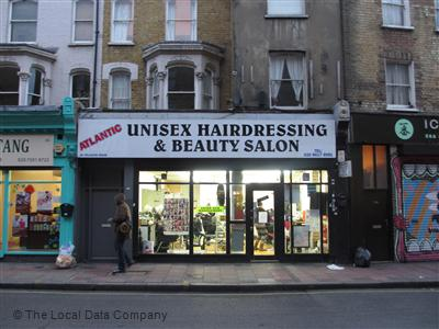 Atlantic Unisex Hairdressing & Beauty Salon London