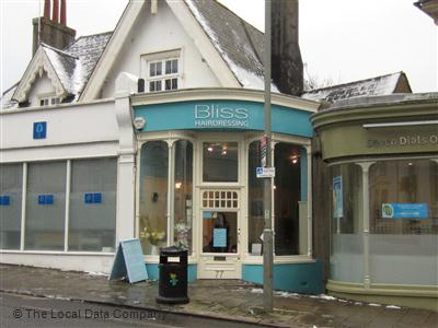 Bliss Hairdressing Brighton