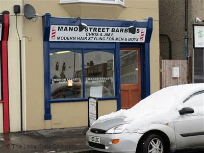Manor Street Barbers Chris & Jims  Braintree