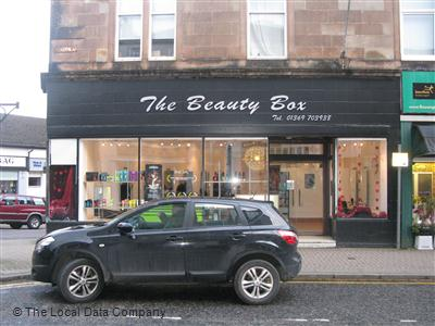 The Beauty Box Dunoon