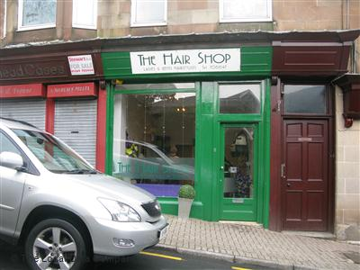 The Hair Shop Dunoon