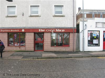 The CHOP Shop Dunoon