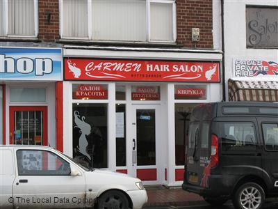 Carmen Hair Salon Spalding