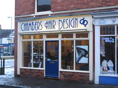 Chambers Hair Design Spalding