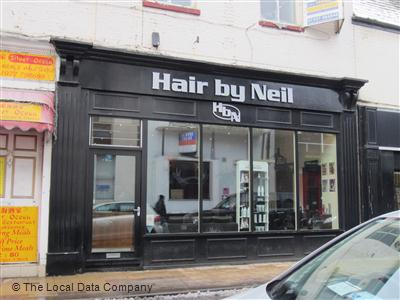 Hair By Neil Pontefract