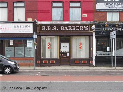 G.B.S Barbers Bootle