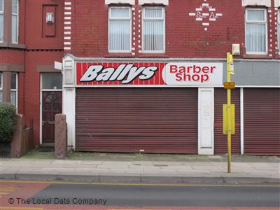 Ballys Barbers Shop Bootle