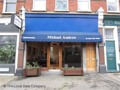 Michael Andrew Hairdressers London