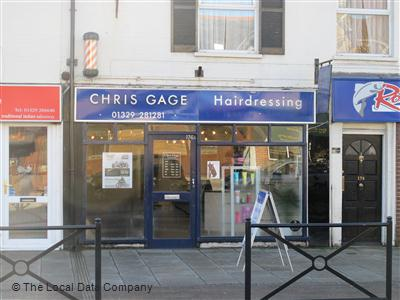 Chris Gage Hairdressing Fareham