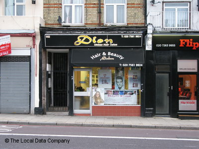 Hair beauty salons in highgate for Dion hair salon