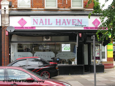 Nail haven designs london hair beauty salons in - Nail salons in london ...