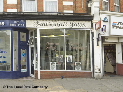 Gents hair salon london barbers in palmers green london for A salon palmers green