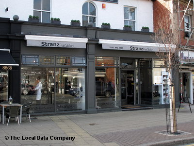 Stranz Hair Salon Altrincham